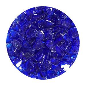 Cobalt Blue Glass Size 2
