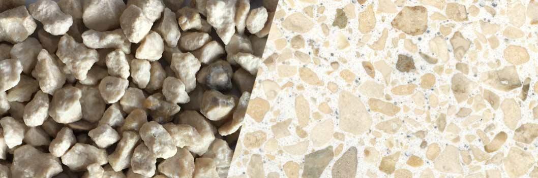 Coral Aggregate Sample