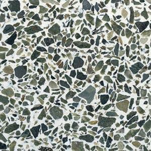 Mint Green Terrazzo Sample