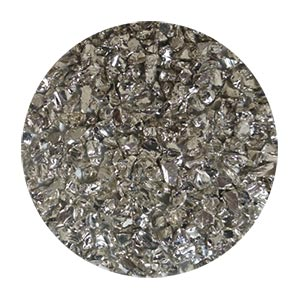 Silver Coated Glass Size 1