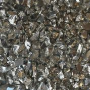 TERRAZZCO Silver Coated Clear Glass