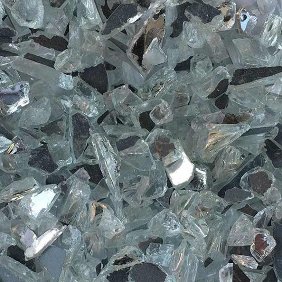 TERRAZZCO Single Sided Mirror Glass