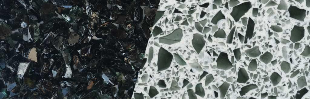 Autoblack Glass Aggregate