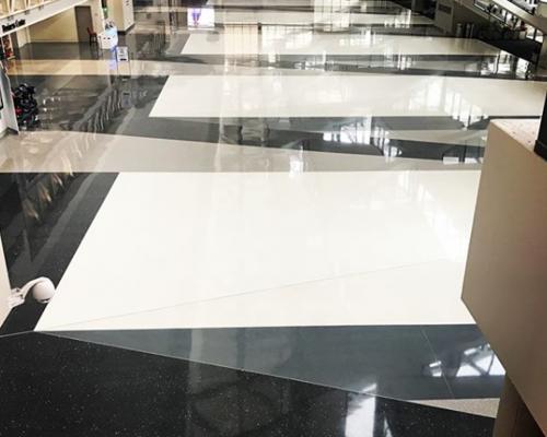 TERRAZZCO Epoxy Resin Terrazzo Flooring