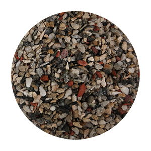 Recycled Concrete Terrazzo Chip Size 0