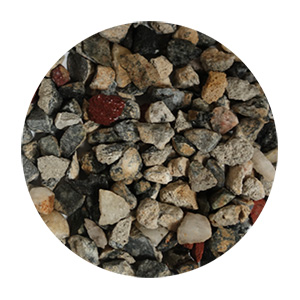 Recycled Concrete Terrazzo Chip Size 2