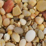 TERRAZZCO Golden Brown Pebbles