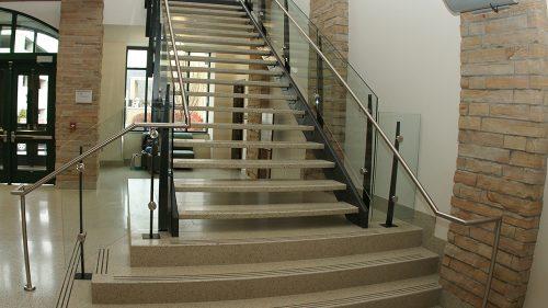 Flat Stair Treads at ASU