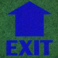 Exit Sign - After