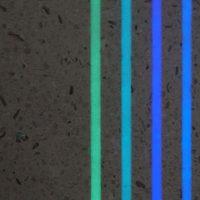 Terraglow Abrasive Strip - After