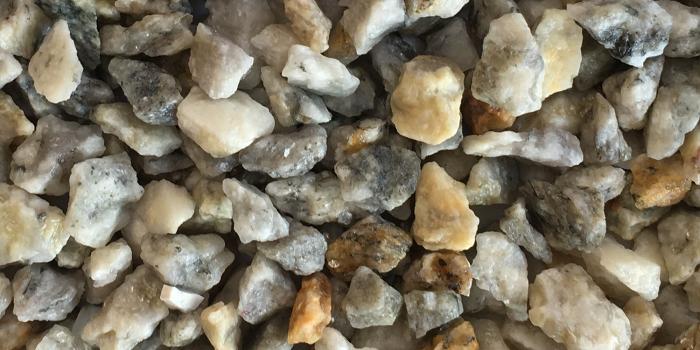 TERRAZZCO Arabescato Marble Aggregate