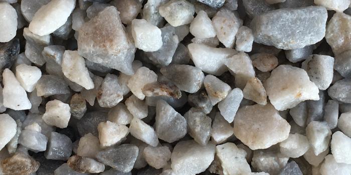 TERRAZZCO Frozen Blue Marble Aggregate