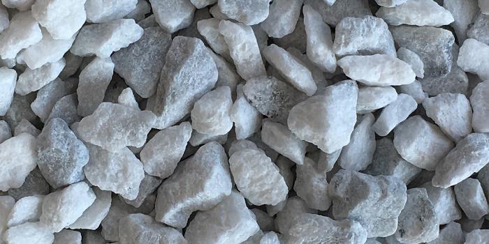 Northern White Marble Terrazzo Aggregates