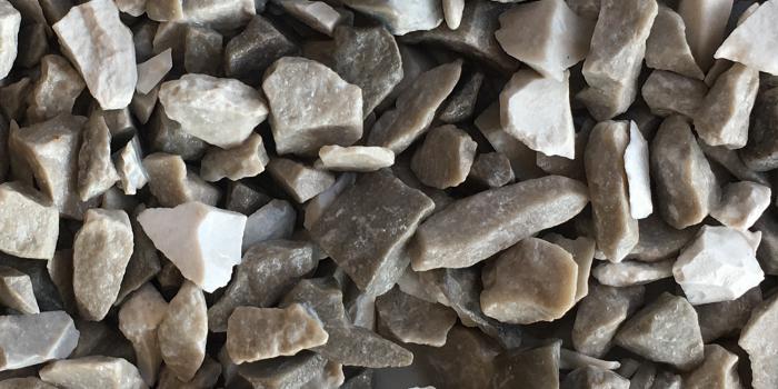 TERRAZZCO Pearl Gray Marble Aggregate