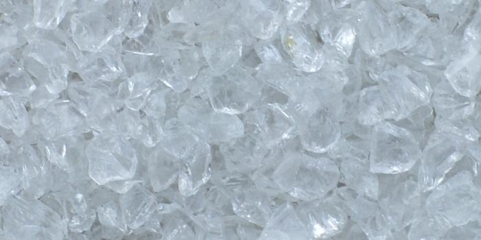 TERRAZZCO Clear Glass Terrazzo Aggregate