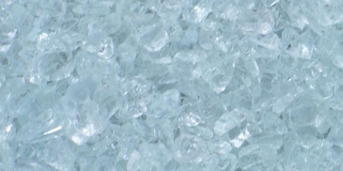 TERRAZZCO Plate Glass Terrazzo Aggregate