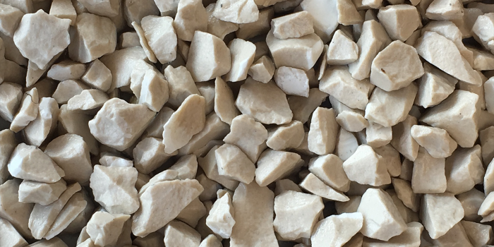 TERRAZZCO Recycled Porcelain Aggregate