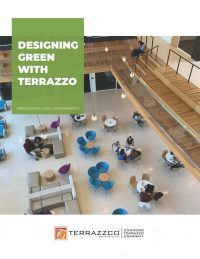 Designing Green with Terrazzo