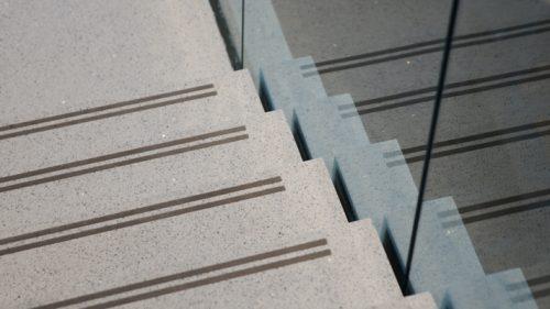 Terrazzo Stair Details