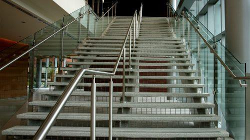 Terrazzo Stair Design