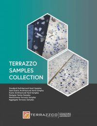 Terrazzo Samples Collection Brochure