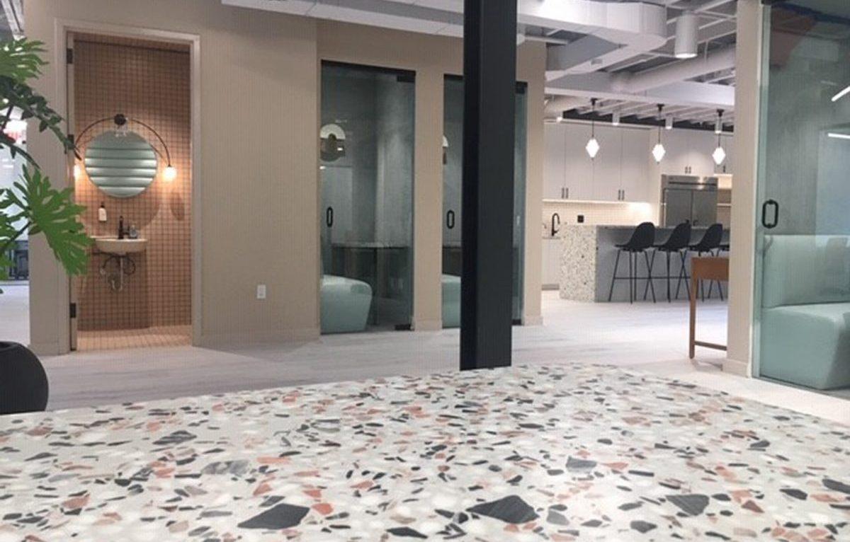 Office Interiors Terrazzo