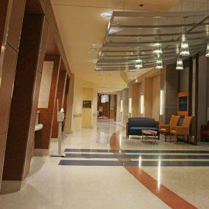 Healthcare Terrazzo Flooring