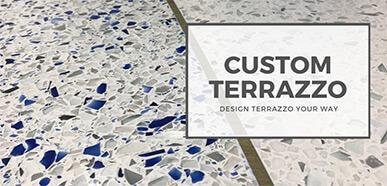 Custom Terrazzo
