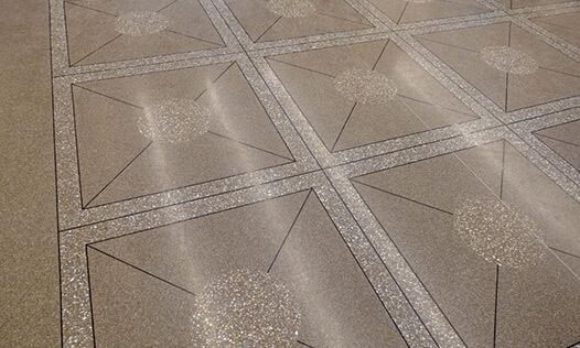 One City Center - Terrazzo Flooring Raleigh Durham