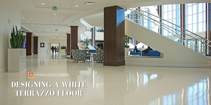 Designing a White Terrazzo Floor