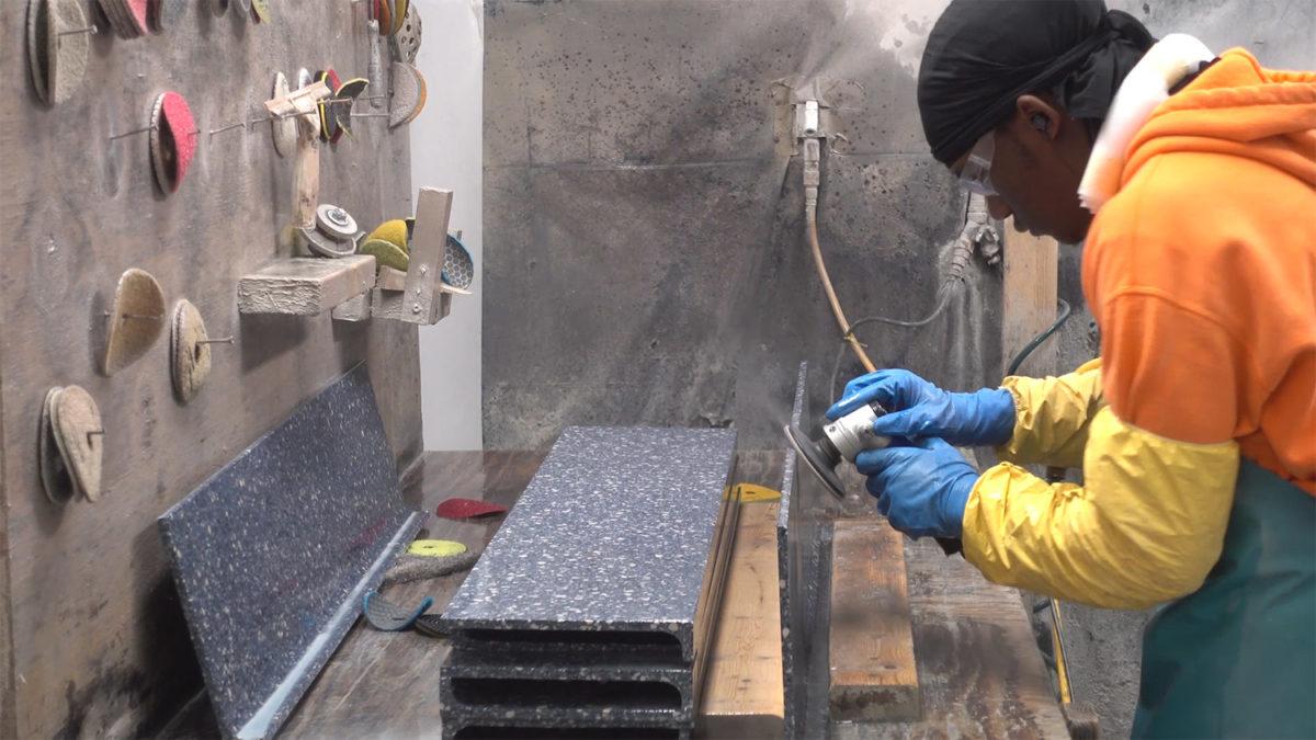 Precast Terrazzo Manufacturing