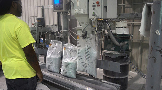 Aggregate Crushing 50-Pound Bags
