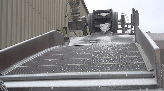 Aggregate Crushing Machine