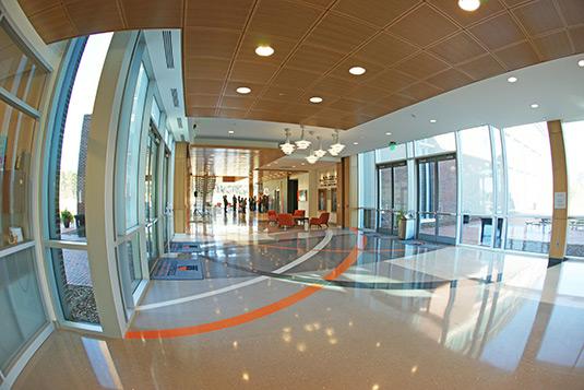 Campbell University - Terrazzo Floors