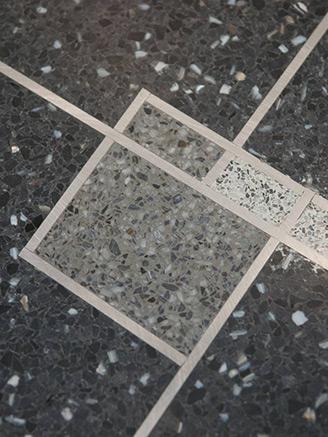 Custom Terrazzo Floor