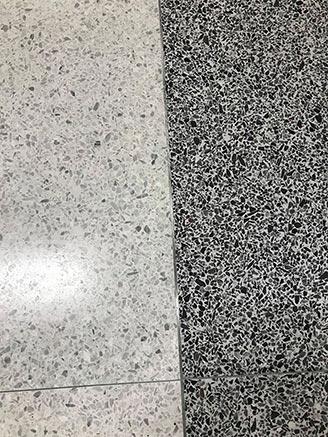 EZPour Terrazzo Floor