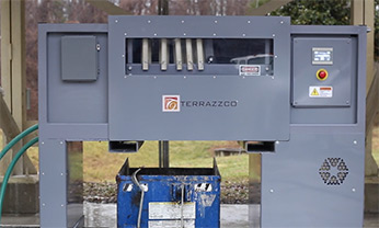 TERRAZZCO Filter Press 185-21