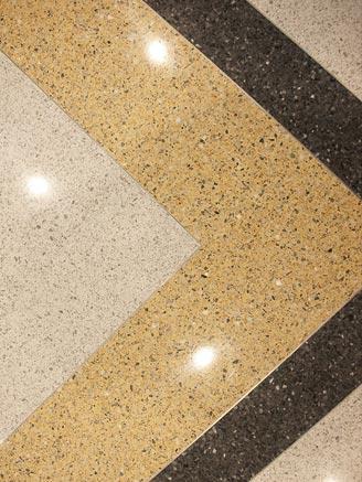 Colorful Terrazzo Floor