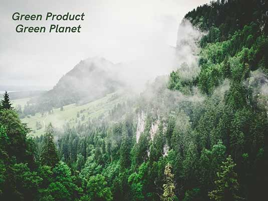 Green Product Green Planet