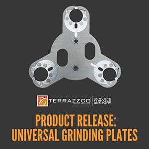 Product Release: Universal Grinding Plates
