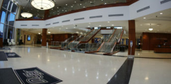 High Point University Terrazzo Flooring