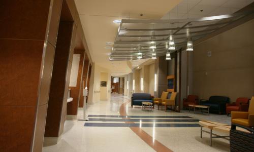 Orlando VA Medical Center Terrazzo