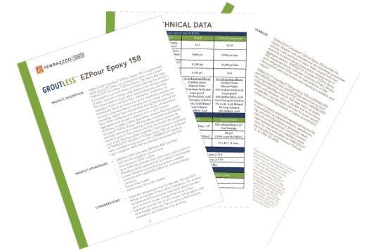 TERRAZZCO Product Data