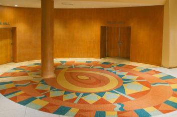 Joan Weissman Studio - Terrazzo Artwork