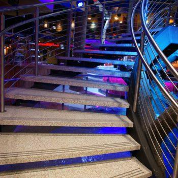 Terrazzo Stair Tread