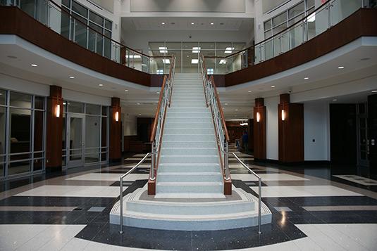 Terrazzo Stairs