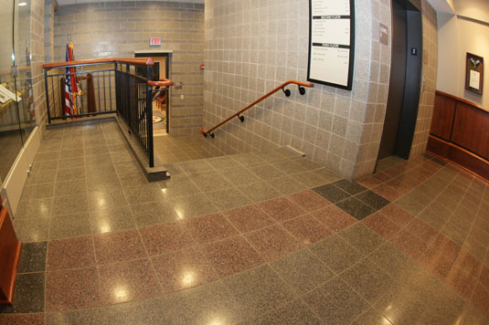 Terrazzo Tiles - Small Commercial Areas