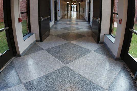 Terrazzo Tiling