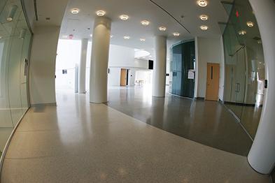 Chemical Resistant Terrazzo Flooring