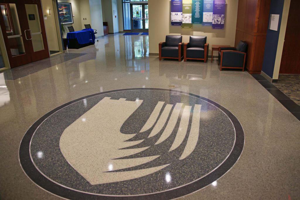Duke-University-Terrazzo Logo